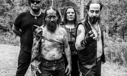 """Horror Metal Band First Jason — Featuring Ari Lehman, Friday The 13th's Young """"Jason Voorhees"""" — Unveils Video For New Single """"The Price Of Peace"""""""