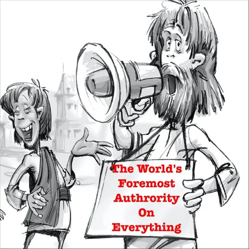 """Bill Abernathy Releases """"World's Foremost Authority On Everything"""""""