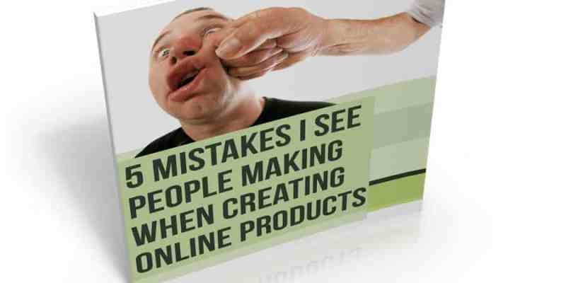 5 Internet Marketing Mistakes