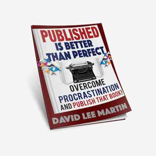 Published is Better than Perfect