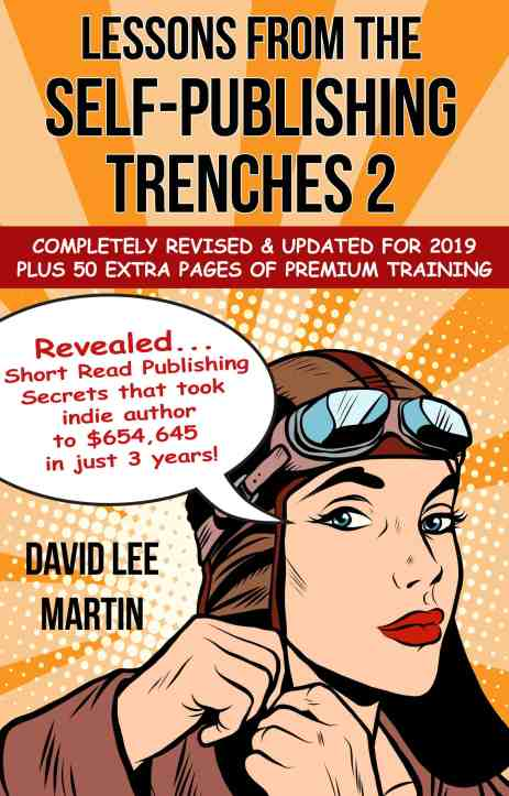 Lessons From The Self Publishing Trenches 2