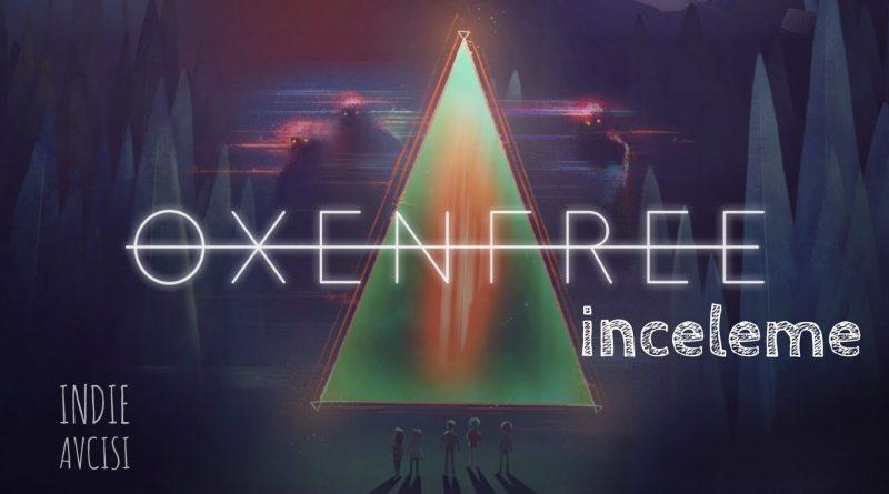 Oxenfree logo