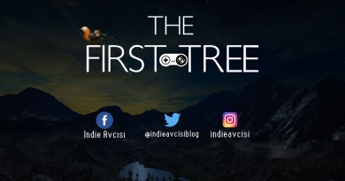 The First Tree Logo