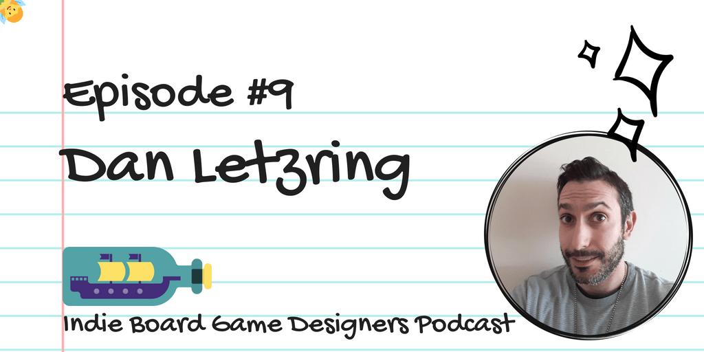 Episode #9 - Dan Letzring