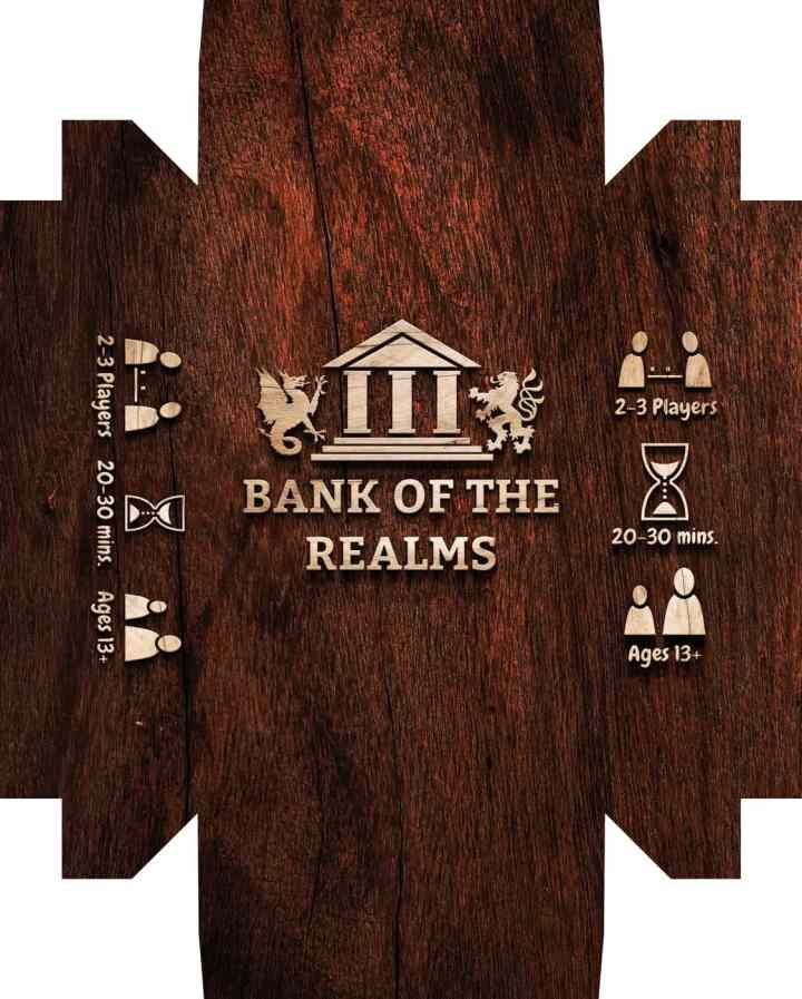 Box for Bank of the Realms
