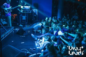 Festival goers @ Live At Leeds