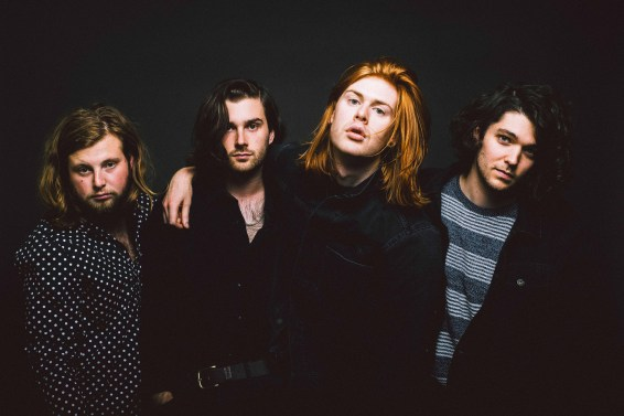 The Amazons press