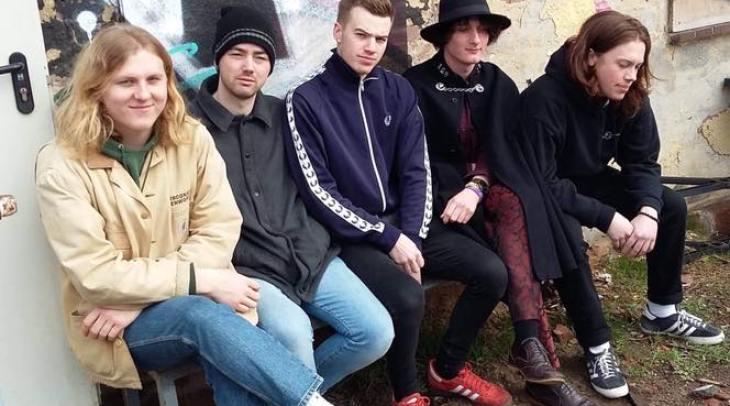'Lights out in London' by The Barratts – MAM Song of the Week
