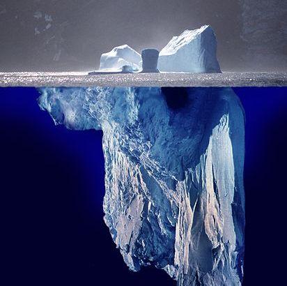 hemingways iceberg principle