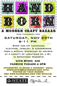 Hand born craft bazaar