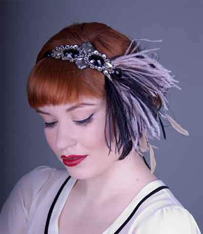 flapper headband copy
