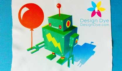 Robot Design Dye