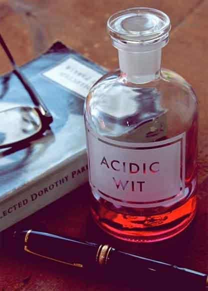 Acidic Wit Vinegar and Brown Paper copy