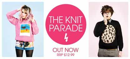 Knit Parade