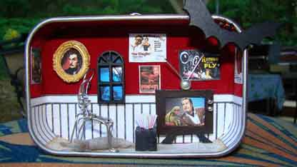 Vincent Price Diorama