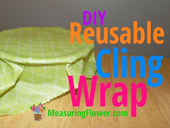 DIY – Oil Cloth Cling Wrap