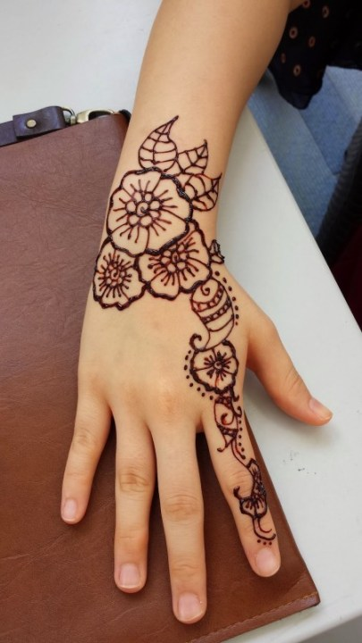 What Stores Sell Henna Tattoo Ink: Henna Tattoo Inspiration