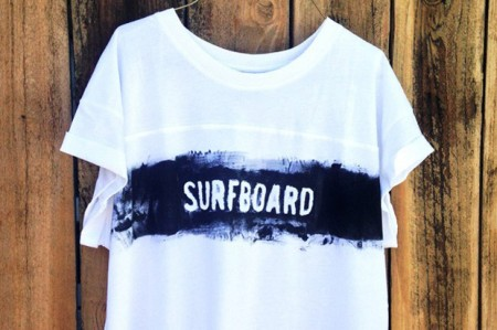 Diy screen printed t shirts for your summer attire indie for Diy tee shirt printing