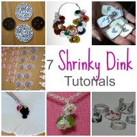 7 Shrinky Dink Tutorials