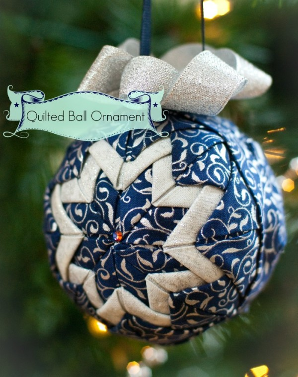 how to make handmade quilted ornaments diy no sew quilted ornament crafts 607
