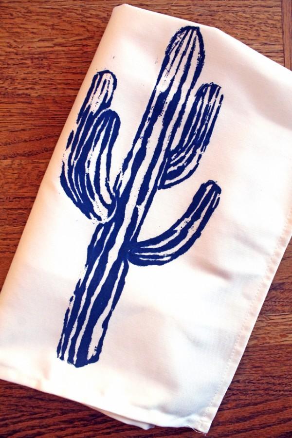 saguaro cacti napkins2