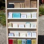 Fun Card Display- A-Frame Canvas Card Wall