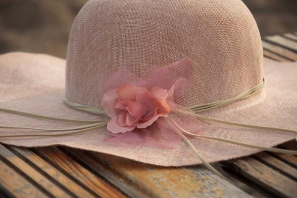 Embellished Hat stock photo