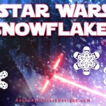 Free Star Wars Snowflake Patterns