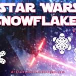 Free Star Wars Snowflake Patterns