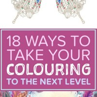 18 Tips To Bring Your Colouring To The Next Level