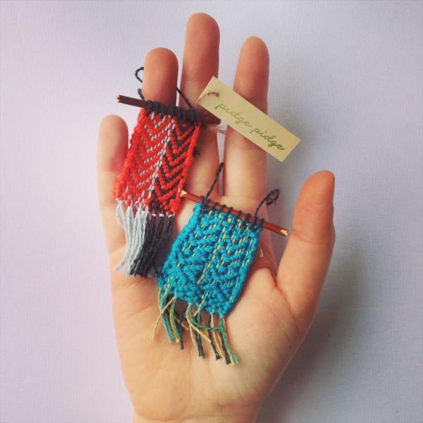pidge pidge wee tapestries
