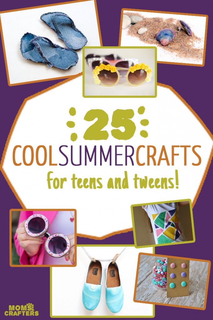 25 Cool Summer Crafts For Teens Indie Crafts
