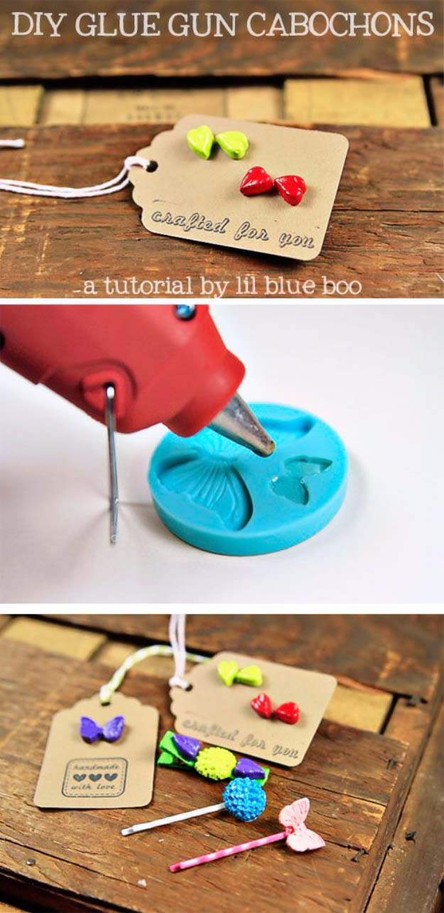 38 Unbelievably Cool Things You Can Make With A Glue Gun ...