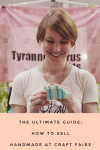 Free Ebook: How to Sell Handmade at Craft Fairs EBook