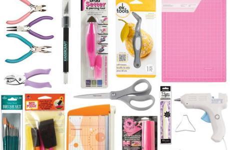 15 Tools the Beginning Crafter Needs