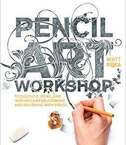 Book Review – Pencil Art Workshop