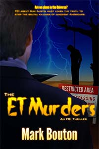 The ET Murders by mark Bouton FBI Thriller sample