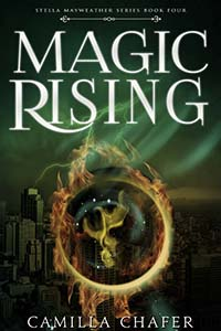 urban fantasy ebook covers