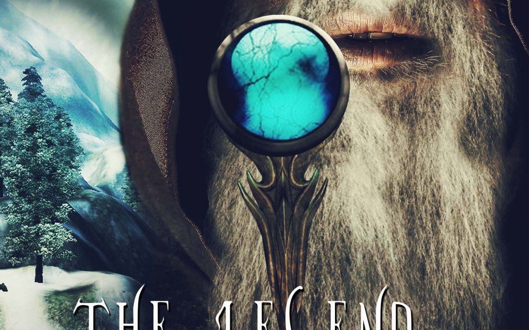 Fantasy Cover Design for The Legend of Valendri's Relic