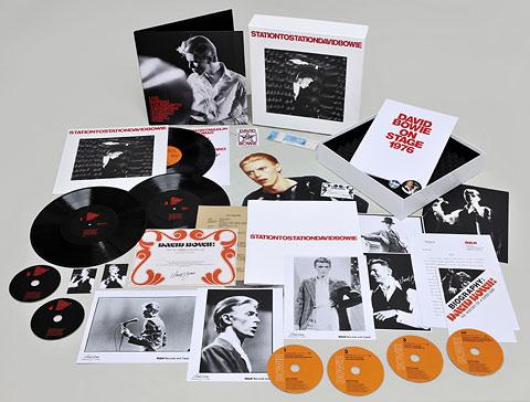 David Bowie Diamond Dogs promo pic.