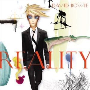 David Bowie Reality album art