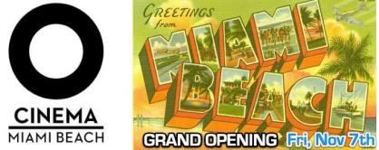 O cinema grand opening