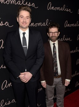 "Special Screening Of Paramount Pictures' ""Anomalisa"" - Arrivals"
