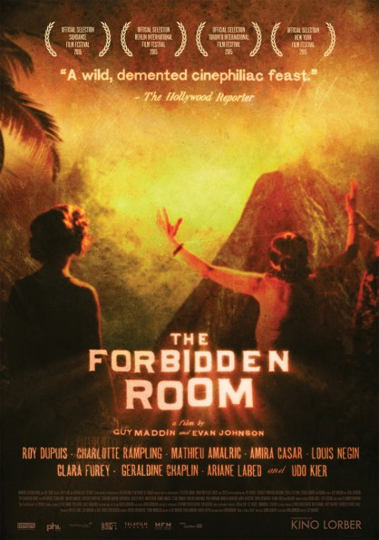 forbidden room poster