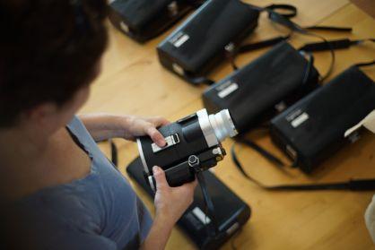super 8 cameras