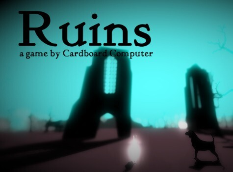 Ruins from Cardboard Computer - title image