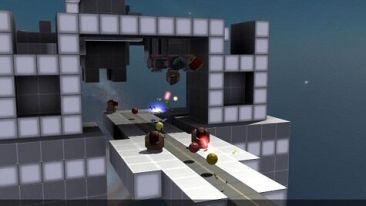 Review: Terrorhedron - Tower Defense stripped down and intense