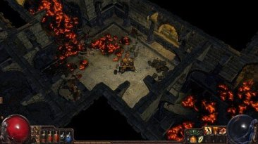 Path_of_Exile-GroundFire-screenshot