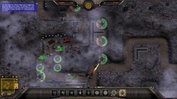 Gratuitous Tank Battles - corridor screenshot