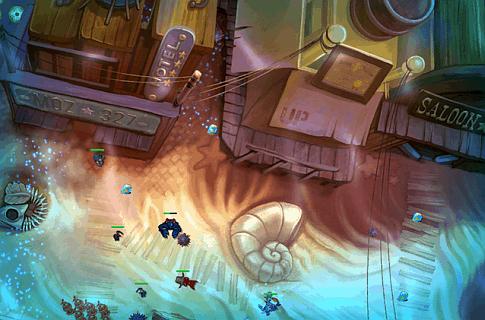 squids screenshot